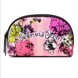 Victoria's Secret Bombshell Wild Flower Glam Bag